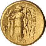 Macedon, Kings of Macedon, Alexander III The Great, 336-323 BC, Distater, Amphipolis, c. 330-320 BC