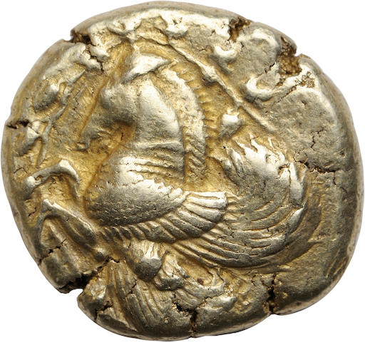 Mysia, Lampsakos, Electrum Stater, 500-450 BC
