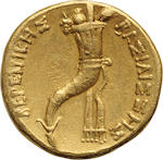 Ptolemaic Kings of Egypt, Ptolemy III, 246-221 BC, Octodrachm