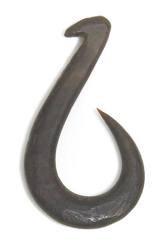 Fish Hook, Murray Island, Torres Straits