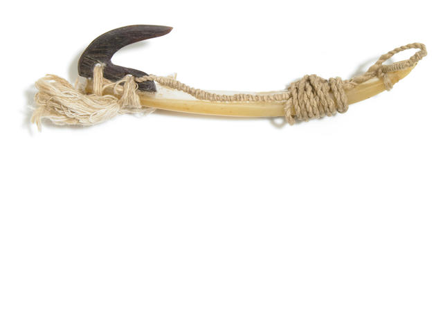 Composite Fishing Lure, Tuvaru (formerly Ellice Islands)