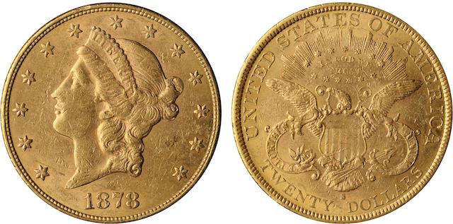 1878-S $20