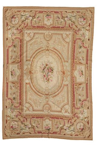 A Savonnerie Carpet