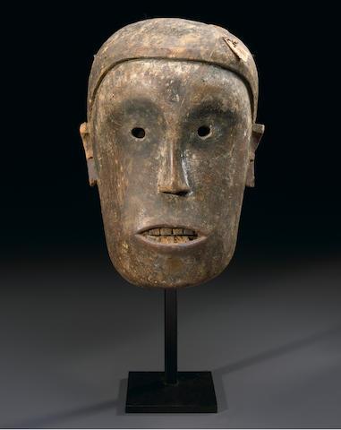 Karo Batak Mask, Northern Sumatra