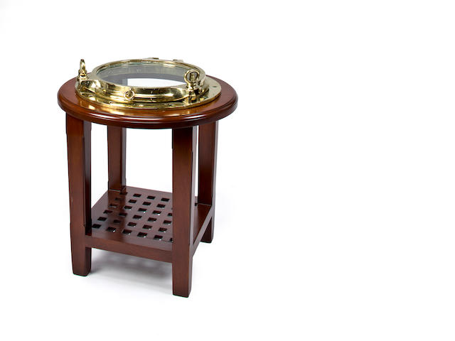 port hole table