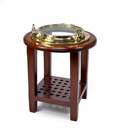 port hole table