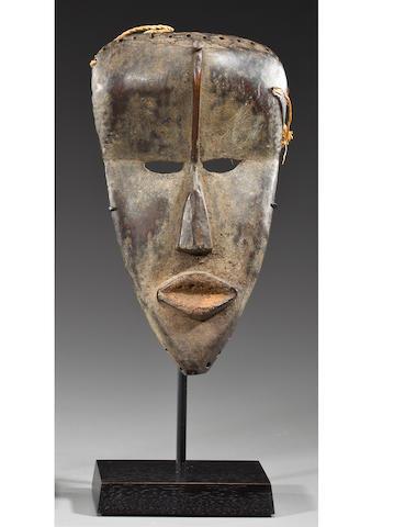 A Dan/Bassa Mask, Liberia/Ivory Coast