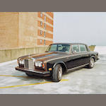 Originally purchased by Andy Warhol,1974 Rolls-Royce Silver Shadow  Chassis no. SRC19904 Engine no. 19904