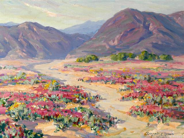 Benjamin C. Brown, Blue Mountains