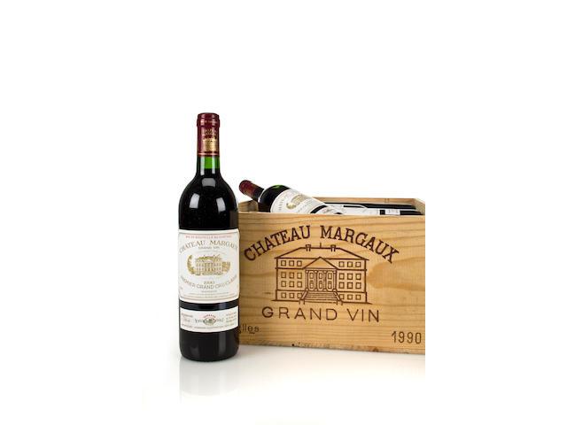 Chateau Margaux 1990 (12)