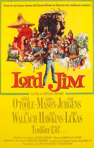 Artist Unknown; (20th century) Lord Jim (Spanish version);