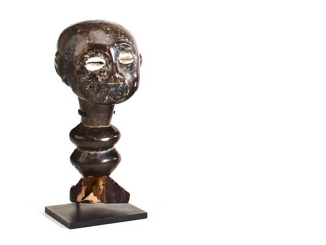 Makonde(?) Fetish Figure, Tanzania