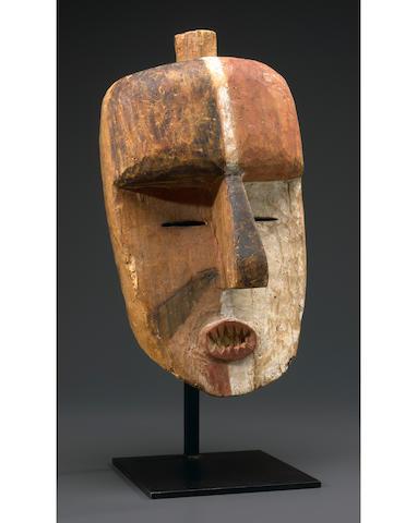 Aduma/Mbete Mask, Gabon