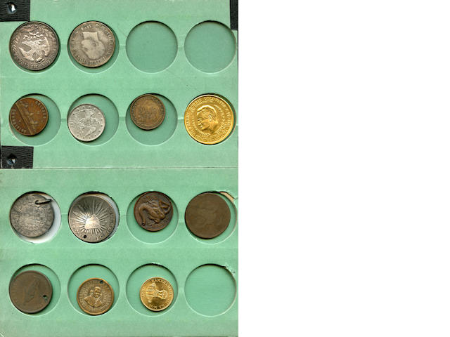 Miscellaneous Coins and Tokens