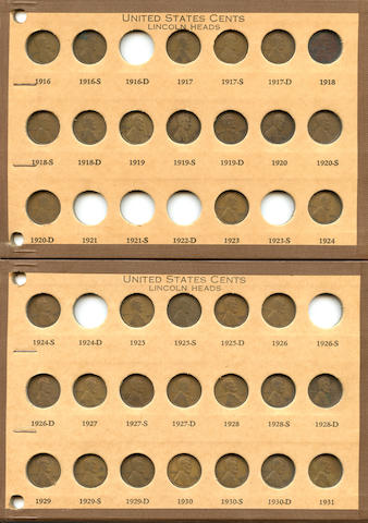 American Coin Album of Lincoln Cents