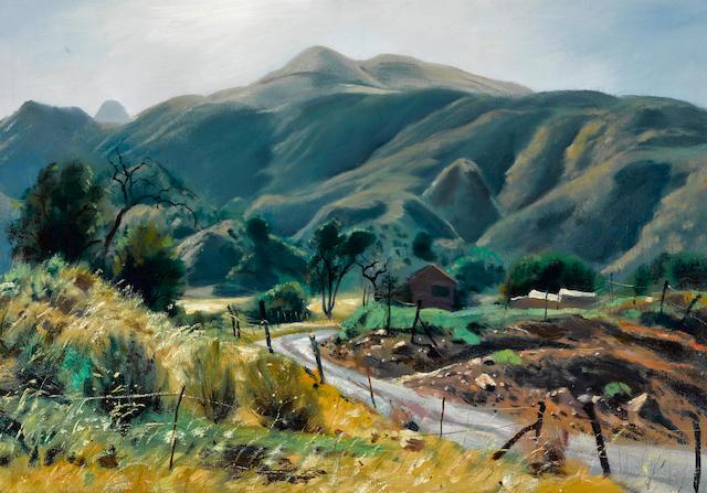 Emil Jean Kosa, Jr. (American, 1903-1968) Pride of possession 28 1/4 x 40in
