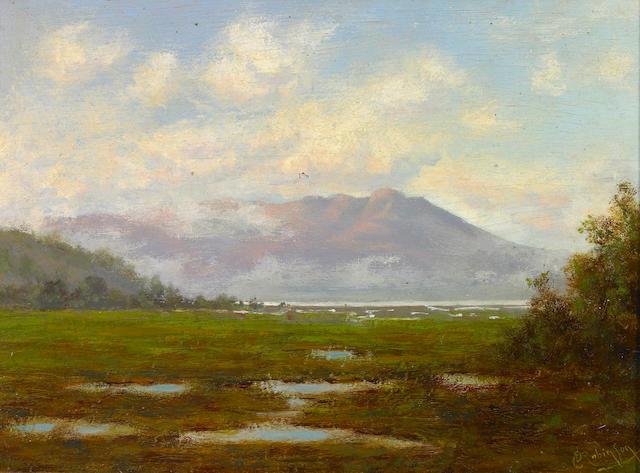Charles D. Robinson, Mt. Shasta Tamalpais