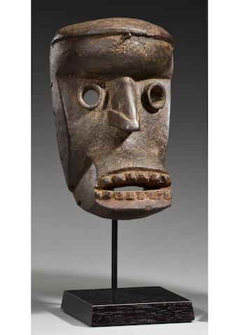 Dan/Kran Mask, Liberia/Ivory Coast