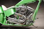 2005 Chopper by Rick Dore  Frame no. AZ278296