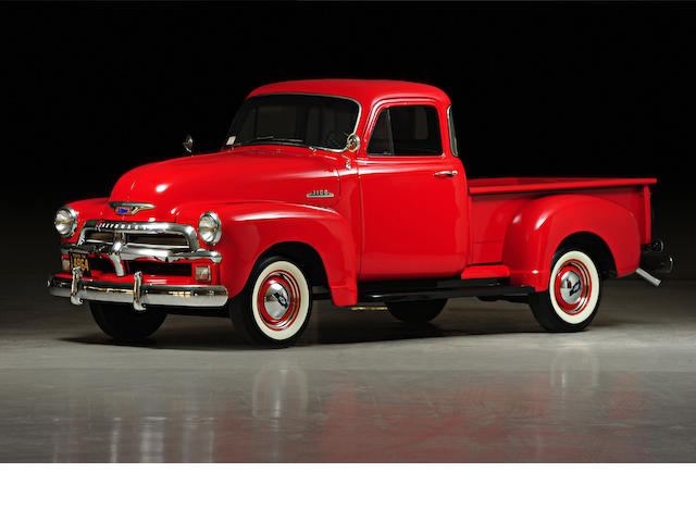 1954 Chevrolet 3100 Pickup Truck  Chassis no. 0328833T54X
