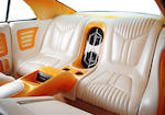 "Customized by Rick Dore,1968 Oldsmobile Toronado ""Stilleto""  Chassis no. 394878M613215"