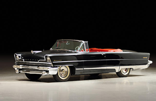 1956 Lincoln Premier Convertible