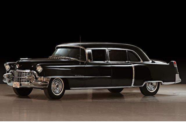 Ex-Elvis Presley,1955 Cadillac Fleetwood 75  Chassis no. 557547481
