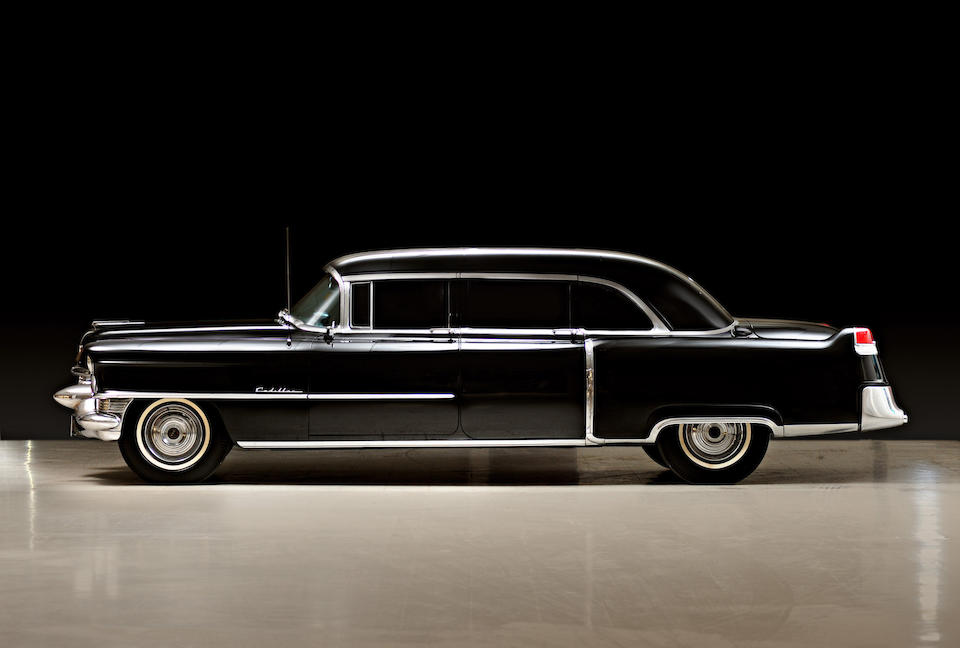 Formerly the property of Elvis Presley,1955 Cadillac Fleetwood 75 Limousine  Chassis no. 557547481