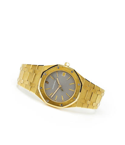 Audemar Piguet gold watch