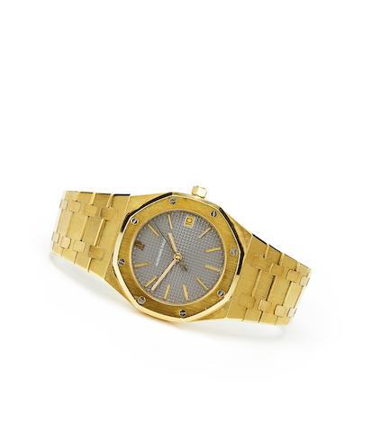 Audemar Piguet gold watch