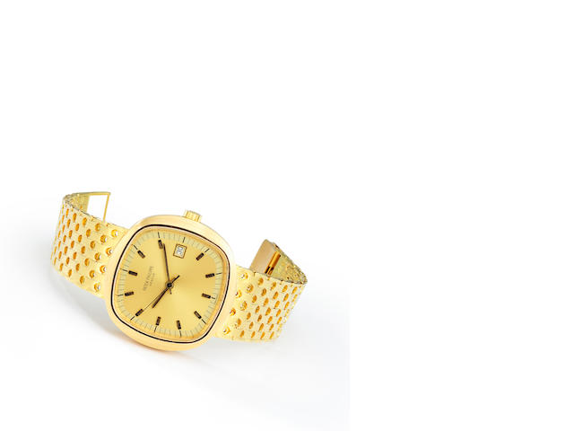 3587 Beta Quartz yellow gold