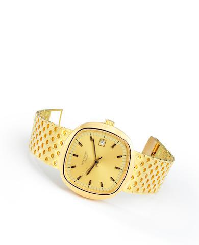 3587 Beta Quartz yellow gold