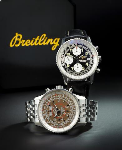 A Breitling Navitimer