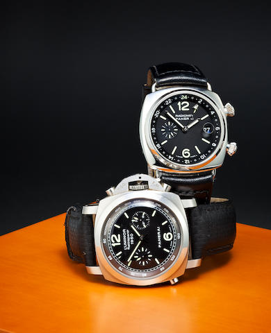 A Panerai Luminor Chrono