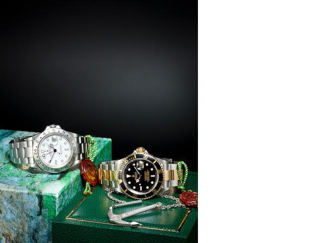A Rolex Submariner
