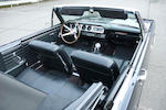 Exceptionally well documented from new,1964 Pontiac GTO Convertible  Chassis no. 824B35769
