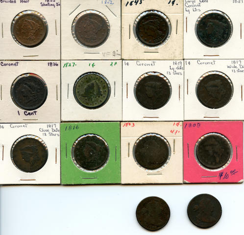 Large Cents (15)