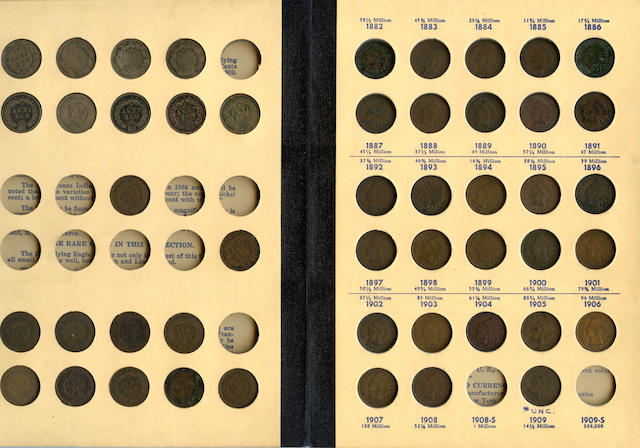 "Flying Eagle and Indian Head Cents 1856-1909 ""Library of Coins"" Volume One"