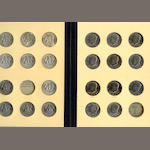"Kennedy Head Half Dollars 1964-1981 ""Library of Coins"" Vol. 21-A"