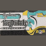 A Von Dutch Business card,
