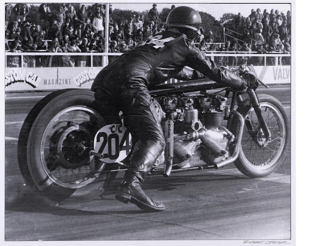 Robert Carter, 'Twin Engine Triumph',
