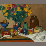 William Goodridge Roberts RCA,CGP,CSGA,OSA,OC (Canadian 1904-1974) Still Life
