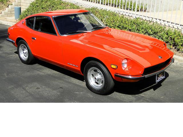 1972 Datsun 240Z  Chassis no. HLS3088557