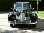 1939 Cadillac Series 60 Sedan  Chassis no. 6291776