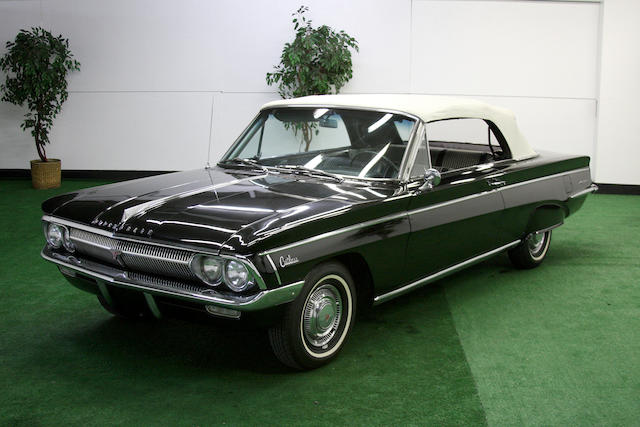 1962 Oldsmobile F82 Convertible
