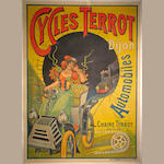 A L'Affiche Francais - Cycles Terrot, French, 1902,
