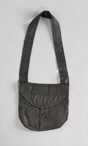 A Civil War era infantry haversack