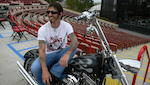 Owned by Sully Erna of the rock band Godsmack,1998 Harley-Davidson Softail Custom