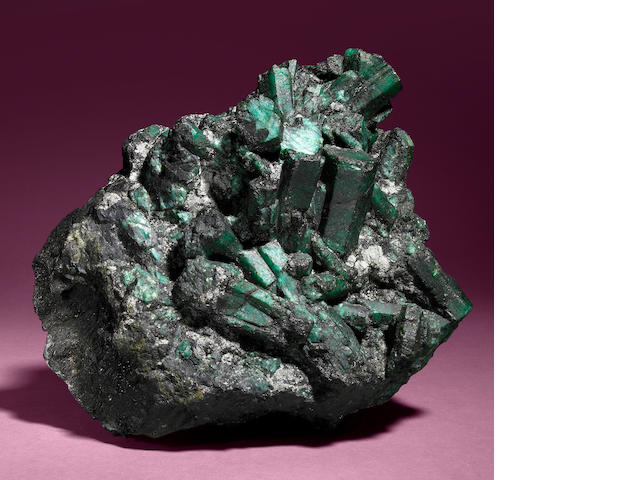 Impressive Emerald in Matrix Specimen