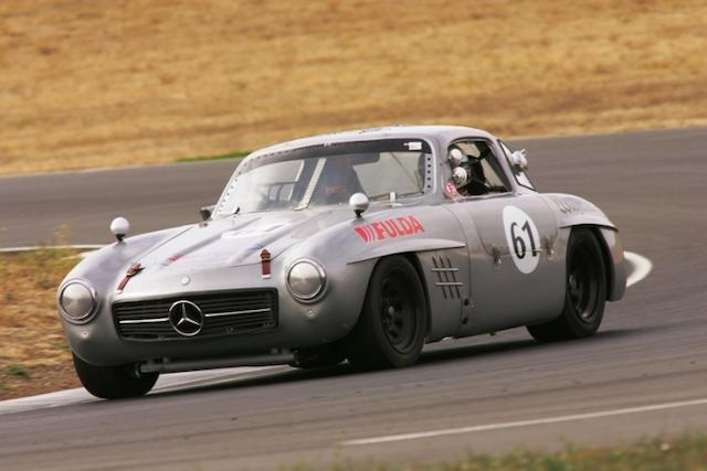 c. 1957 Mercedes-Benz 300SL Road Race Replica